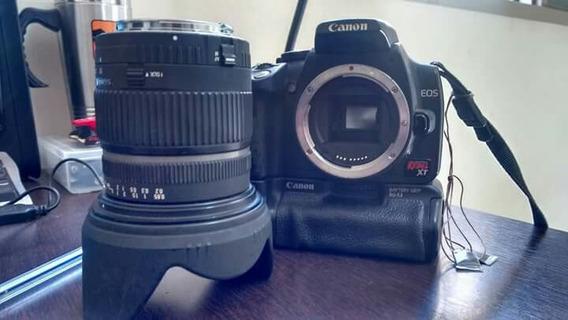 Manual Canon 350d Portugues - Câmeras Digitais em Promoção