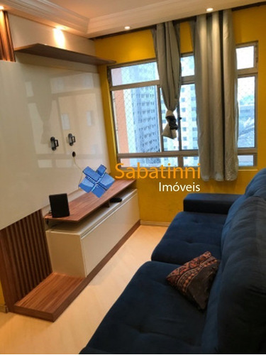 Apartamento A Venda Em Sp Bras - Ap03419 - 68851508