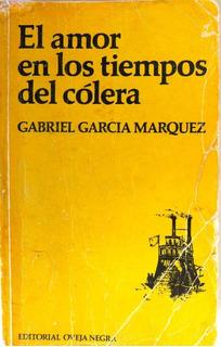El Amor En Los Tiempos Del Cólera Gabriel García Márquez