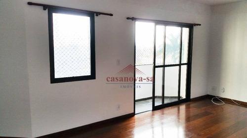 Imagem 1 de 28 de Apartamento Com 4 Dormitórios À Venda, 140 M² Por R$ 680.000,00 - Vila Bastos - Santo André/sp - Ap0560