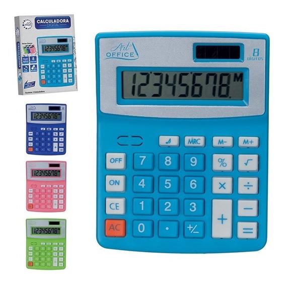 Atacado Calculadora De Escritório Comércio Digital 8 Dígitos