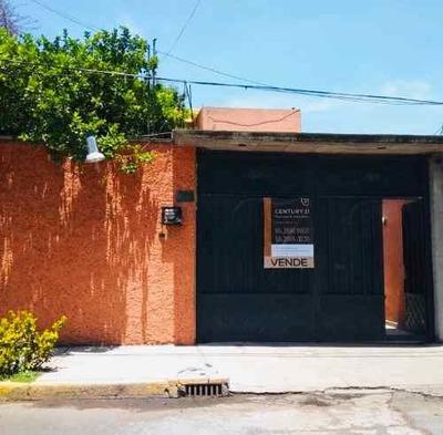 Casa En Venta En Santa Cecilia, Tlahuac.