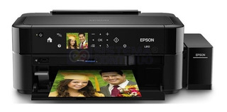 Impresora Epson L810 Ecotank Imprime Tarjetas Pvc Remp L805