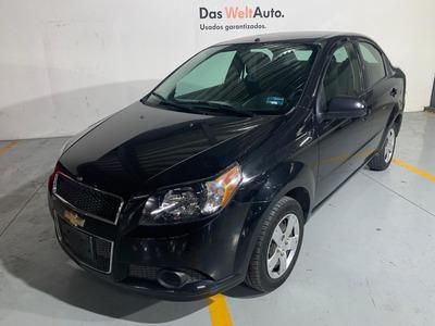 Chevrolet Aveo Sedan 2015