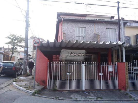 Sobrado Residencial À Venda, Vila Zamataro, Guarulhos - So0204. - So0204