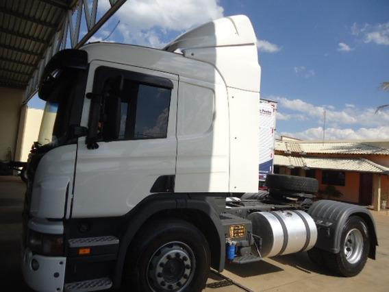 Scania P340-2011-toco-talismã Caminhões