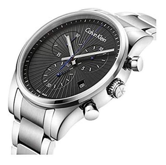 Reloj Calvin Klein Hombre 100% Maquinaria Suiza Steadfast