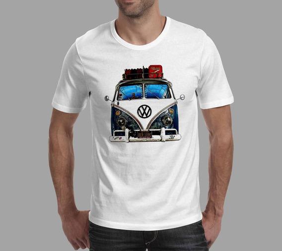 Camiseta The Kombi - Branca