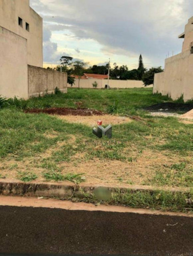 À Venda Por R$ 197.000  Terreno, 300 M² - Quinta Do Bosque - Ribeirão Preto/sp - Te0231