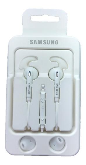 Fone De Ouvido Samsung In- Ear Fit Eg 920 Original Branco