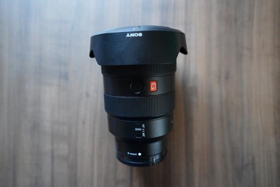 Lente Sony Fe 16-35mm F/2.8 Gm - Completa E Perfeito Estado