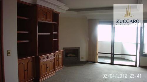 Apartamento Residencial À Venda, Vila São Jorge - Ap0591. - Ap0591