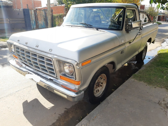 Ford F-100 1978