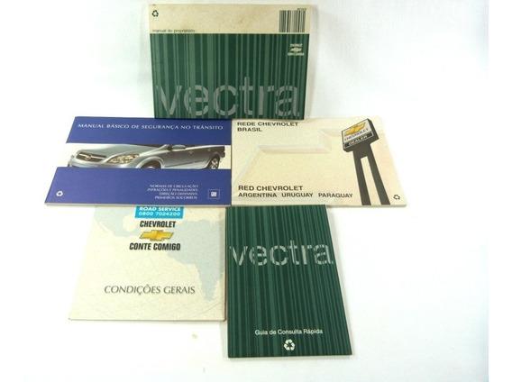 Manual Proprietário Gm Vectra 18 ,,