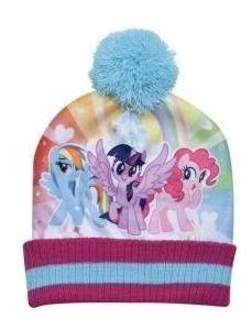 Gorro Infantil Para El Invierno De My Little Pony Gml715