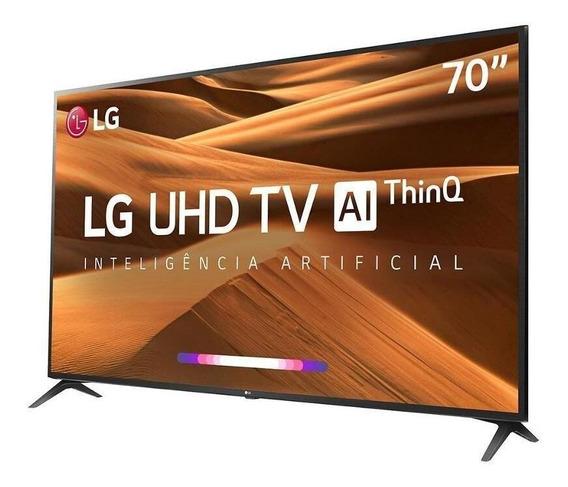 Smart Tv Lg Led Uhd 4k Controle Smart Magic 70um7370