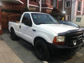 Ford F 100 Año 2000 Xl 3.9 Motor Cummings $330.000 Permuto