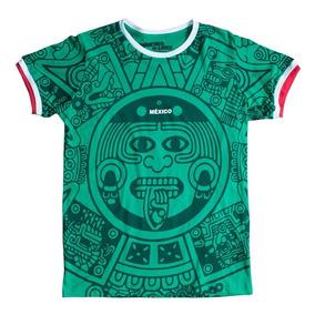 Playera México 98 Máscara De Látex Mundial Francia Jersey