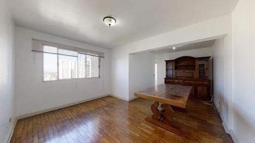 Imagem 1 de 8 de Apartamento À Venda No Bairro Campo Belo - São Paulo/sp - O-17223-28328
