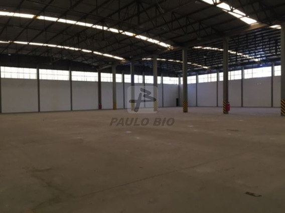 Galpao Industrial - Jardim Belval - Ref: 5013 - L-5013
