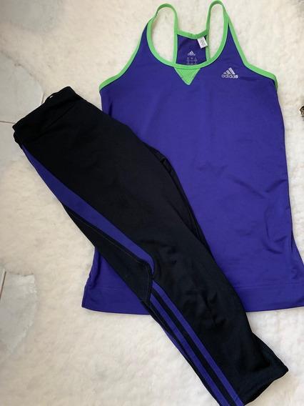 Conjunto Deportivo Nike, adidas Performance Dama