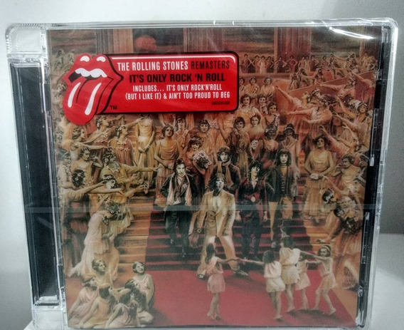 Rolling Stones - It´s Only Rock And Roll (cd Importado)