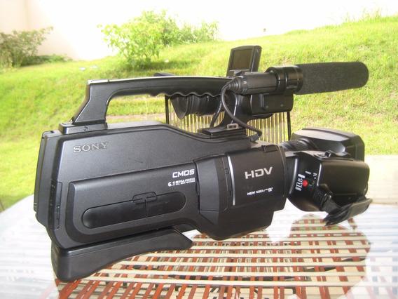Filmadora Sony Hvr-hd 1000n