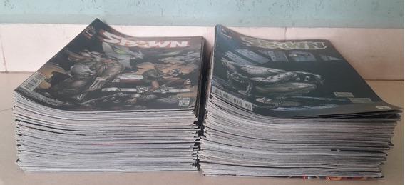 Gibi Spawn /abril - Quadrinhos - Kit Com 6 Revistas R$ 52,00