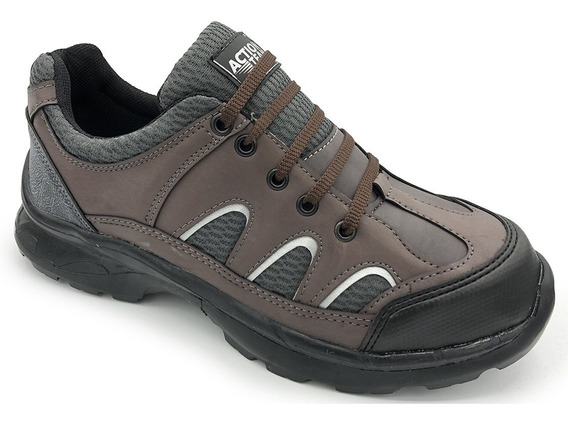 Zapato Calzado Hombre Trekking Trabajo Seguridad 39/45!