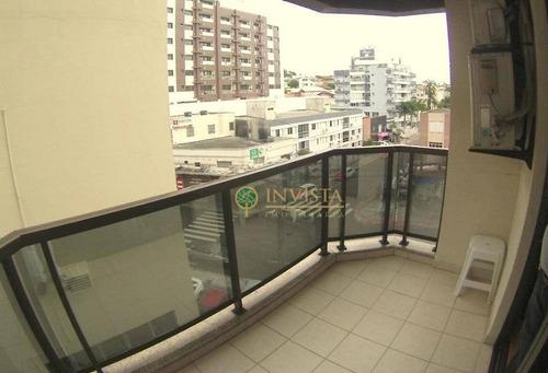 Imagem 1 de 13 de Amplo Apartamento, Andar Alto, Sacada Com Vista Livre. - Ap4318