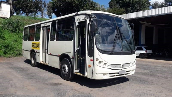 Micrão Neobus Spectrum Volks Bus 15 180 Dianteiro Impecável