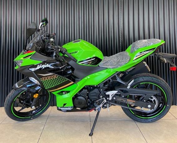 Kawasaki Ninja 400 Abs 0km 2020 Concesionario Oficial No R3