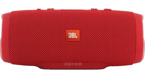 Caixa De Som Jbl Charge 3 Bluetooth 4.1 | Novo