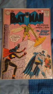 Comics Batman Vol.1 #126. Año Sep- 1959. Ingles.