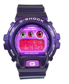 Reloj Casio G-shock Chrono Alarm Dw6900cc6ds | Agente Of.