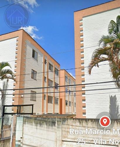 Imagem 1 de 16 de Apartamento Para Venda, 2 Dormitórios, Mazzei  - São Paulo - 3641