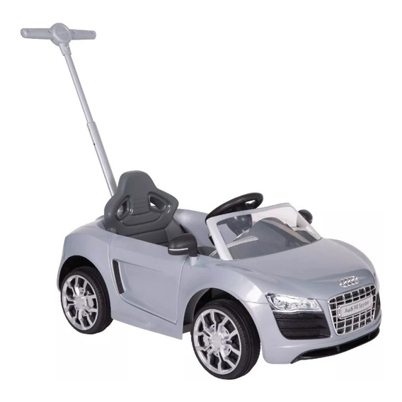 Coche De Empuje Push Car Kiddy Audi Pata Pata Auto Andador