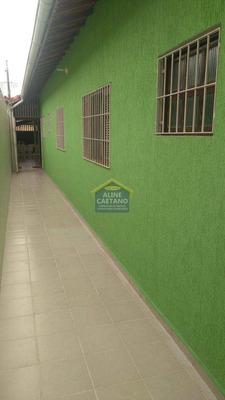 Casa Com 2 Dorms, Mirim, Praia Grande - R$ 300 Mil, Cod: Mg0359 - Vmg0359
