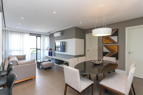 Apartamento Residencial À Venda, Bacacheri, Curitiba - . - Ap0793