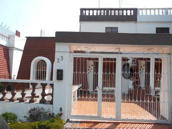 Casa En Venta En Lomas De Bellavista, Tlalnepantla Rcv-3700