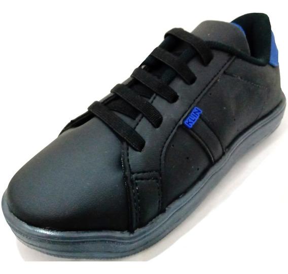 Zapatillas De Cordón Elástico Con Luces Klin