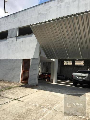 Imagem 1 de 9 de Galpão 500m², Locação, Vila Nogueira, R$6.800 Aluguel - Ga0025