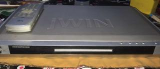 Reproductor De Dvd Jwin Y Howland