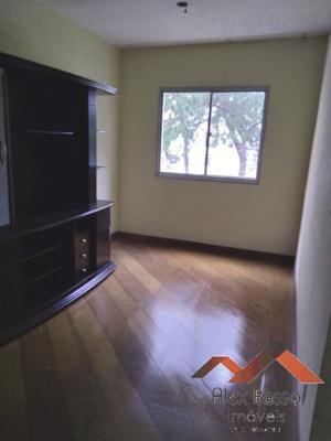 2 Dormitórios - Armário Planejados Na Cozinha E Dormitório - Próximo Ao Troleibus - Ap00525 - 33956206