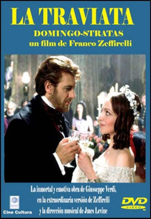Dvd - La Traviata - Franco Zeffirelli / Placido Domingo
