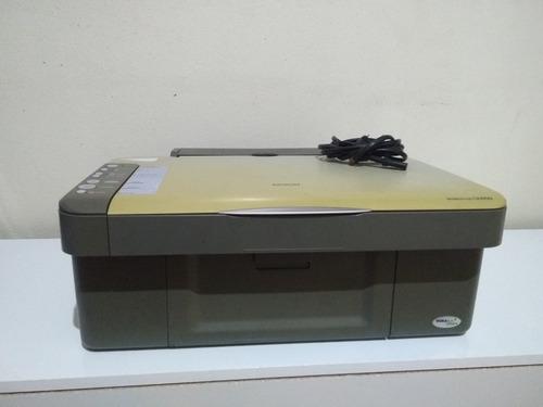 Impressora Epson Stylus Cx3700 Usada No Estado