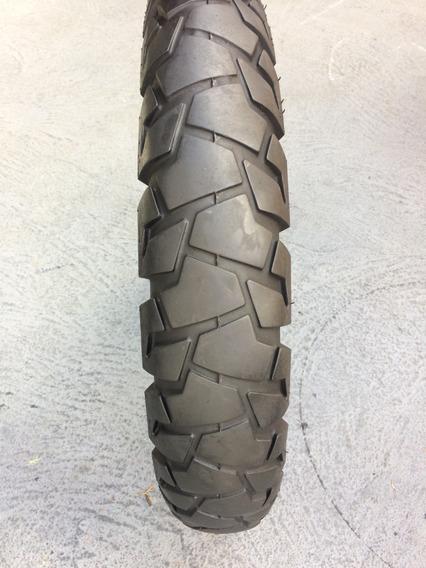 Pneu Traseiro 110/90/17 Pirelli Duratraction Usado Broz 150