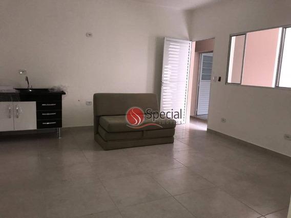 Loft Residencial Para Locação, Tatuapé, São Paulo - Lf0090. - Lf0090
