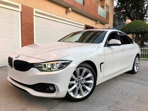 Bmw Serie 4 2.0 420ia Gran Coupe Executive At 2019
