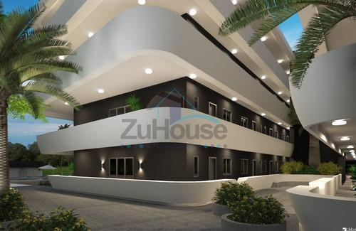 Apartamento De 2 Habitación En Plano En Punta Cana Wpa148 C
